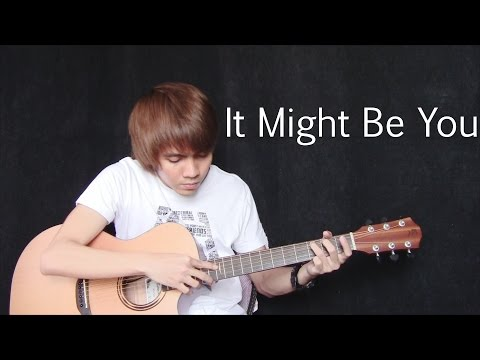 it might be you guitar tutorial