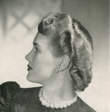 1940s hairstyles for short hair tutorial