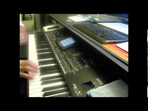 the power of love piano tutorial