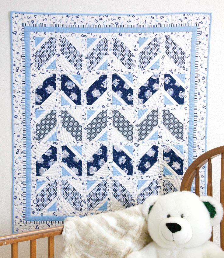 baby quilt tutorial for beginners
