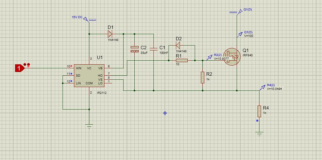 mosfet gate driver tutorial