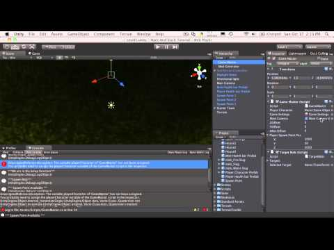 unity 3d strategy game tutorial