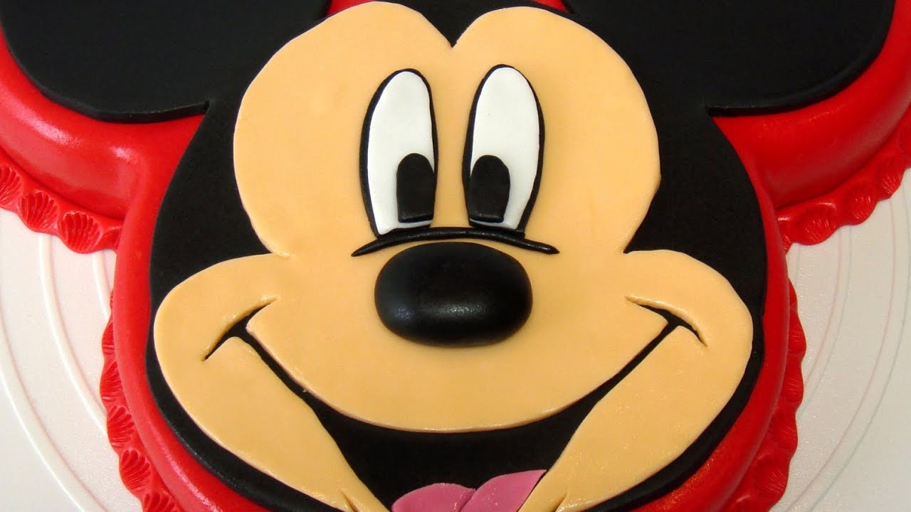 mickey mouse makeup tutorial