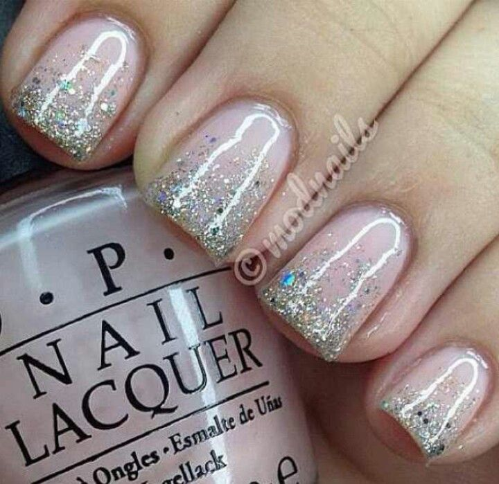 pink ombre nails tutorial