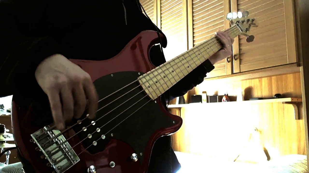 another one bites the dust bass tutorial