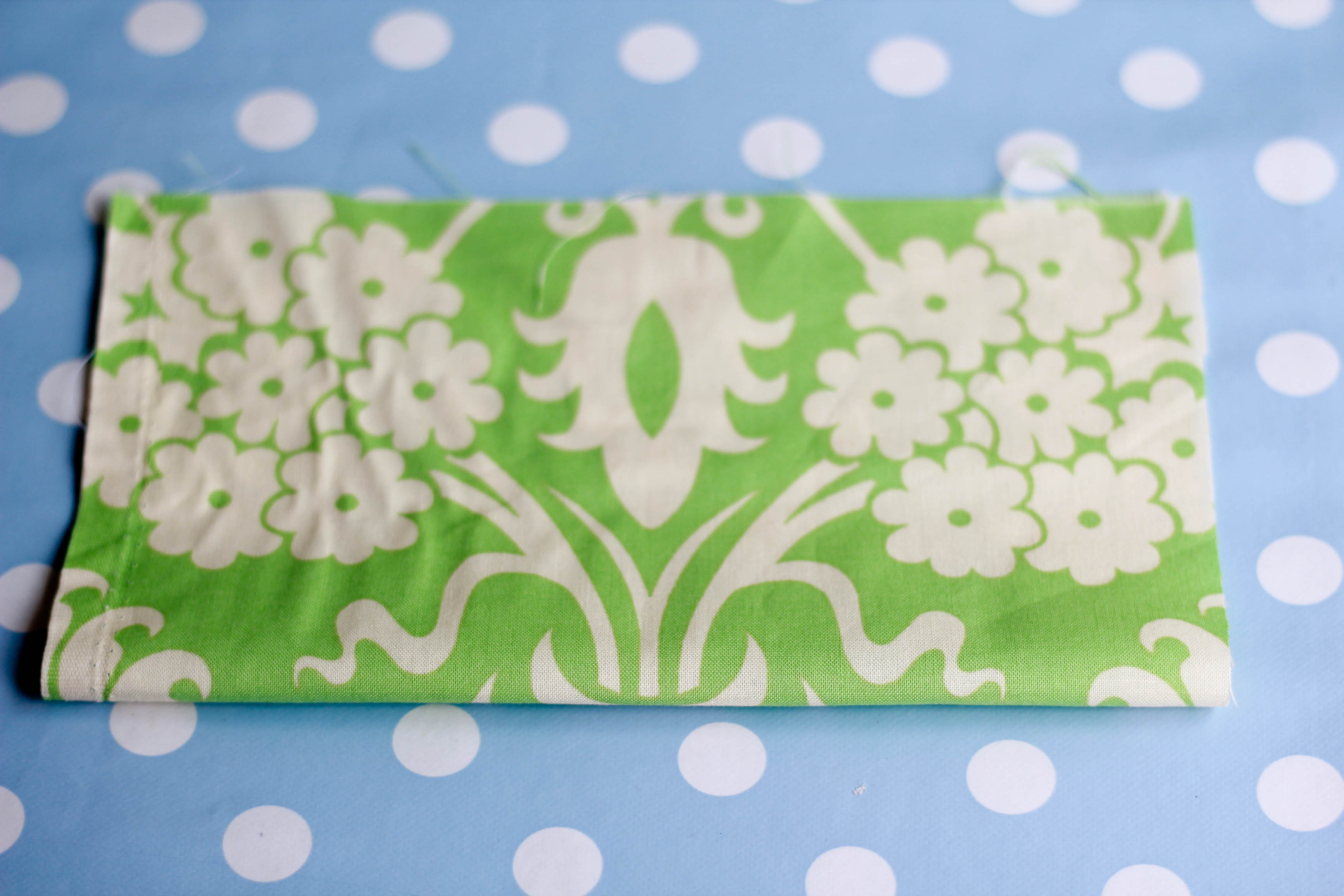 how to make bunting tutorial