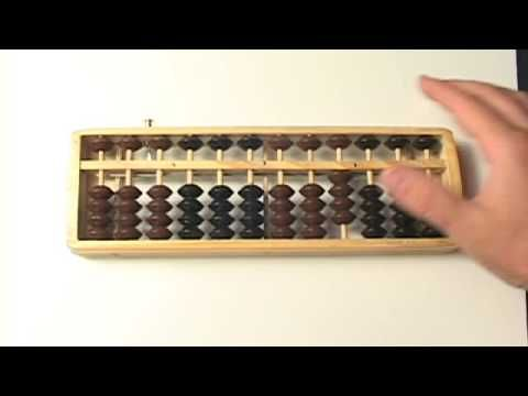 abacus tutorial for kids