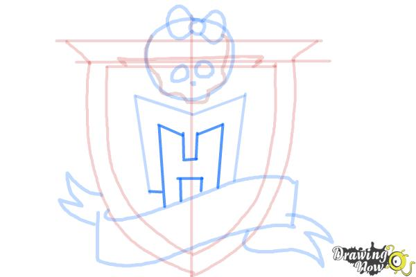 monster high drawing tutorial