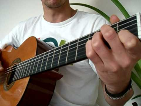 once upon a time in mexico guitar tutorial