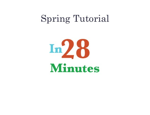 spring microservices tutorial for beginners
