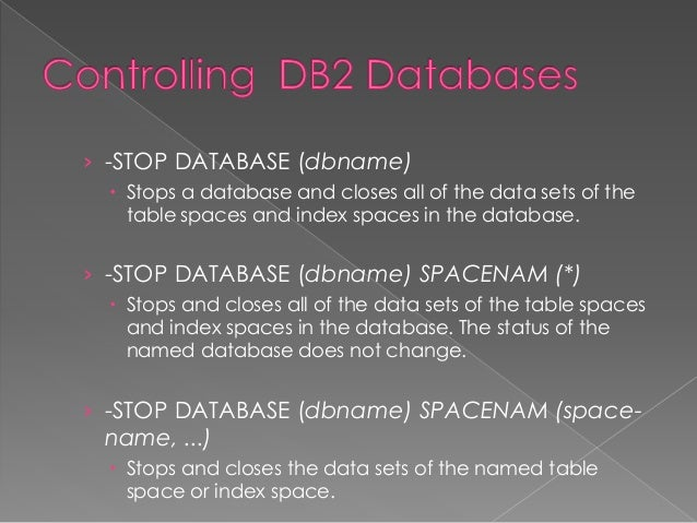stored procedure in db2 mainframe tutorial
